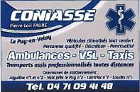 Ambulances coniasse