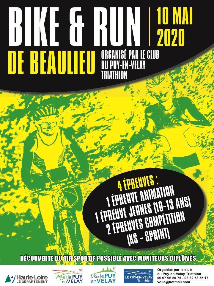 Press book run and bike
